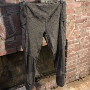 RBX grey pocket legging
